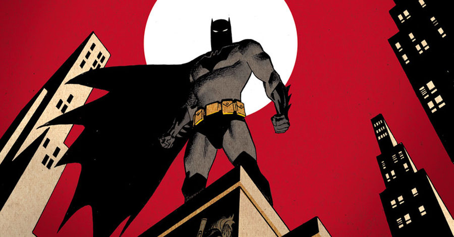 Dini, Burnett, Templeton team for 'Batman: The Adventures Continue'