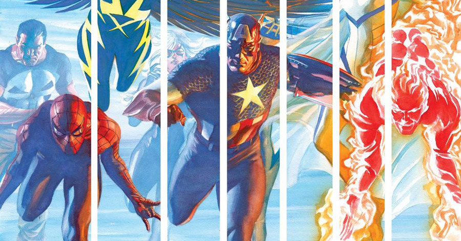 'The Marvels' returns to Marvel's schedule in April
