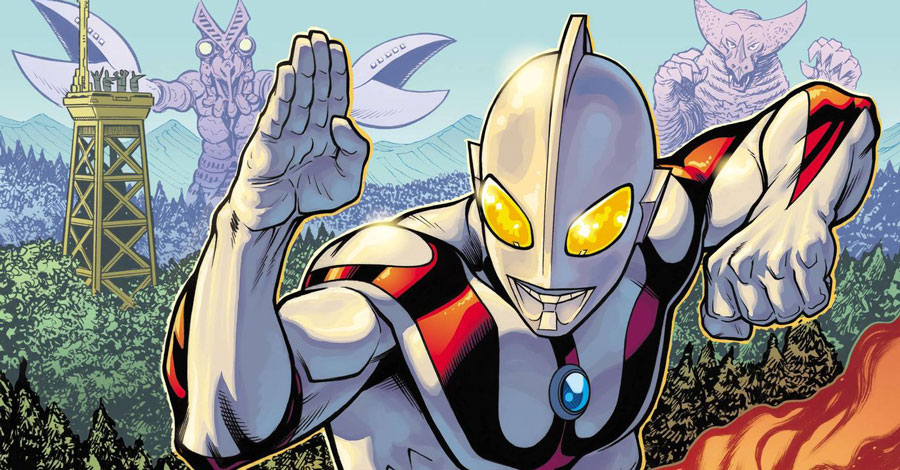 C2E2: Marvel announces 'Ultraman' creative team