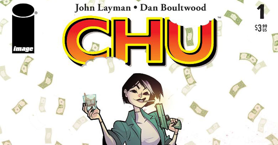 Layman returns to the world of 'Chew' in new series 'Chu'