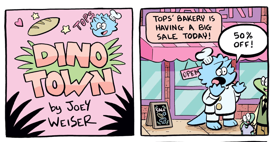 Sunday Comics: 'How did then become now?'