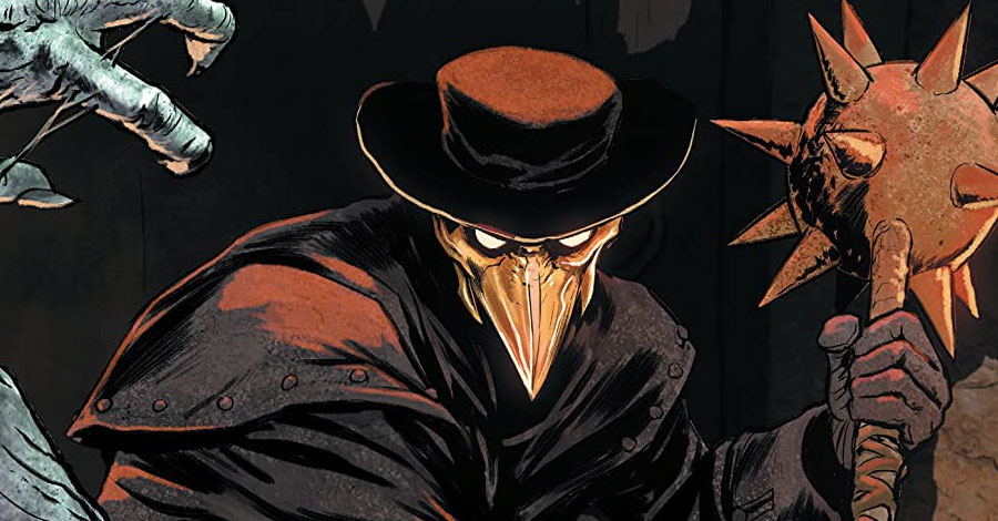 Can't Wait for Wednesday: If you buy one plague-themed comic this week …