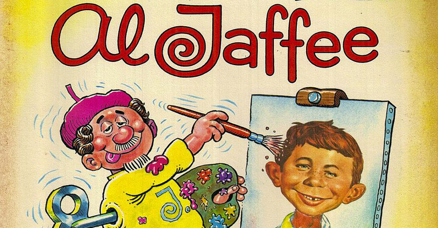 Al Jaffee's MAD retirement
