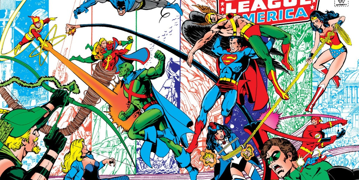 The Justice League at 60, Part One: Eight Eras