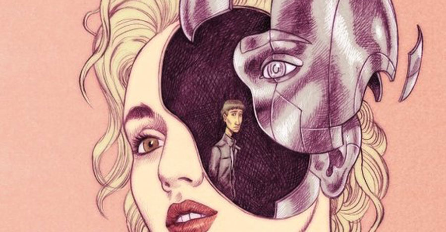 Koren Shadmi's 'Bionic' coming from Top Shelf this fall