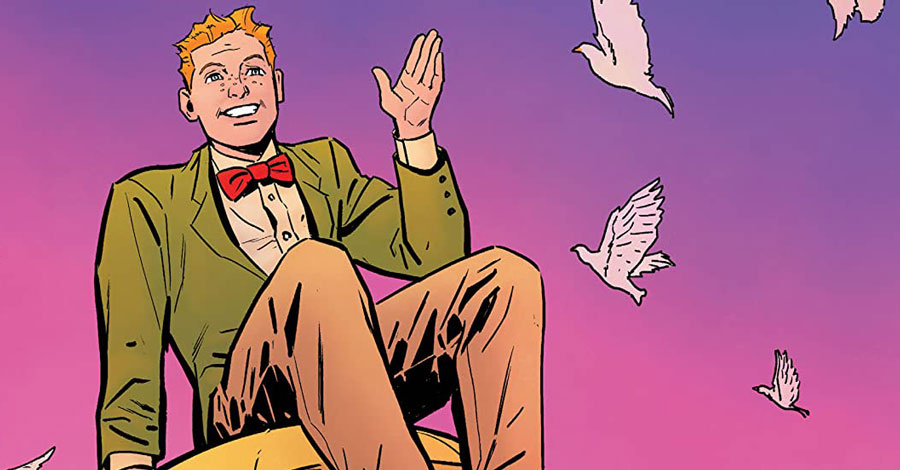 What Are You Reading?   Jimmy Olsen says goodbye, plus Empyre, Gunland and more