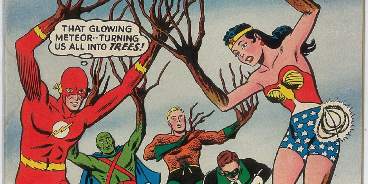 The Justice League at 60, Part Two: Setting The Standard