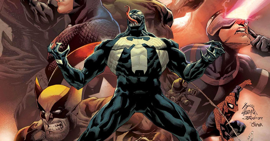 Oh, Knull: Venom takes the spotlight in December's 'King in Black'