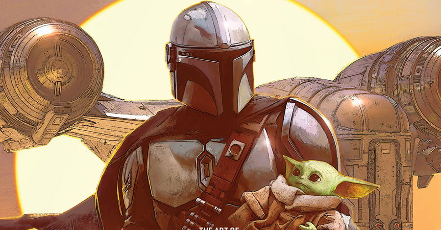 The Mandalorian is coming to comics