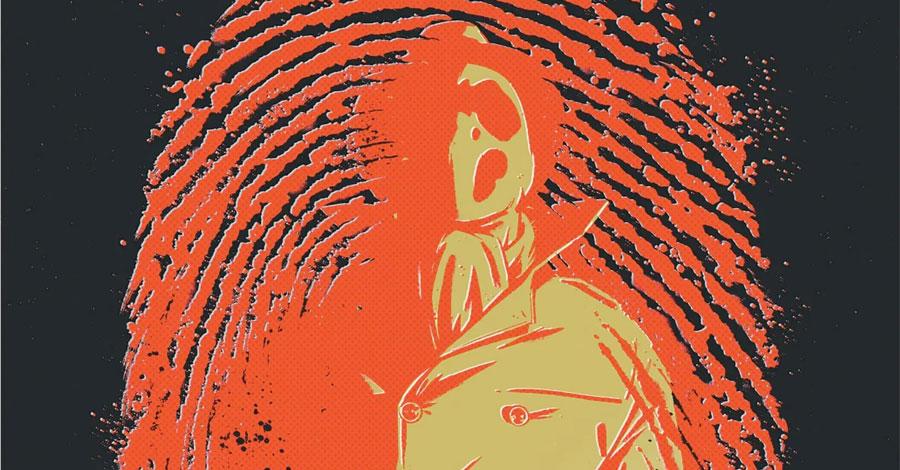 DC announces 'Rorschach' by Tom King + Jorge Fornés