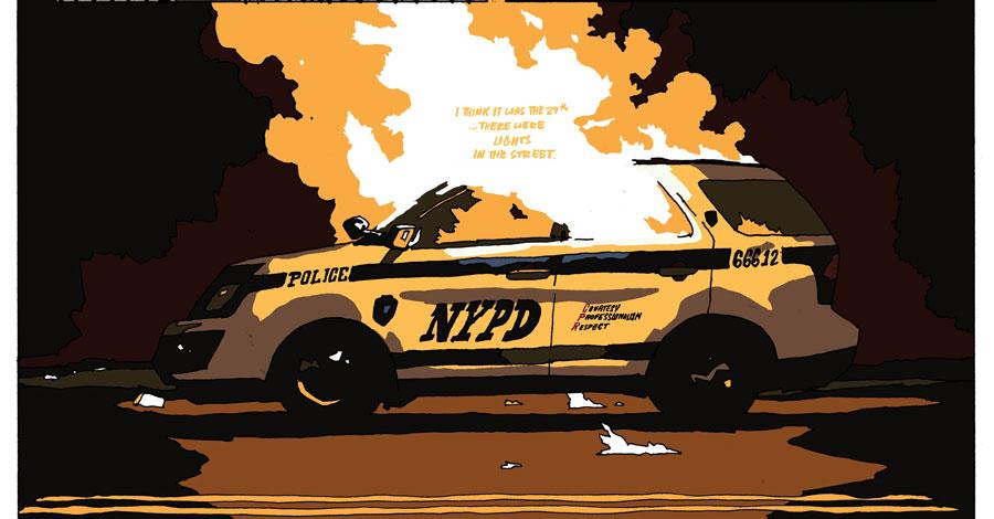 New York Times pulls Ronald Wimberly comic