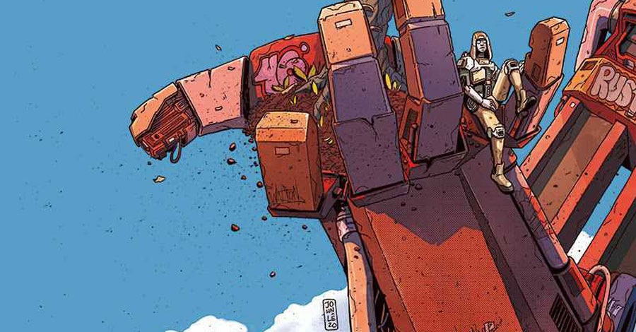 What Are You Reading? | 'Giga,' 'Hawkman' and more