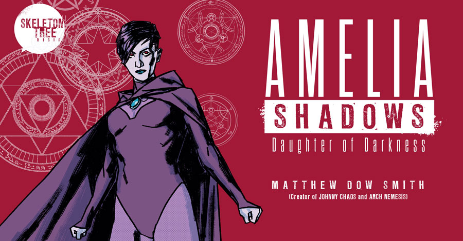 Sunday Comics | 'Amelia Shadows,' 24-Hour Comics and more