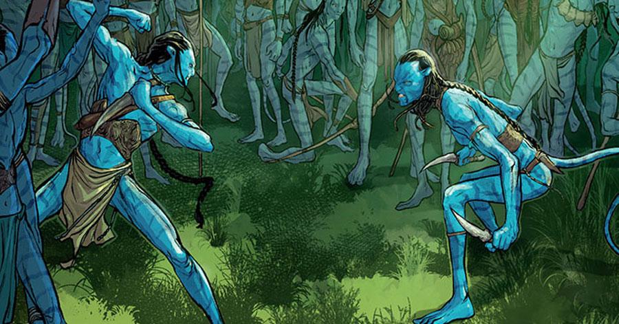 Mail Call   New 'Avatar,' 'Abbott' and a 'Batgirl' debut