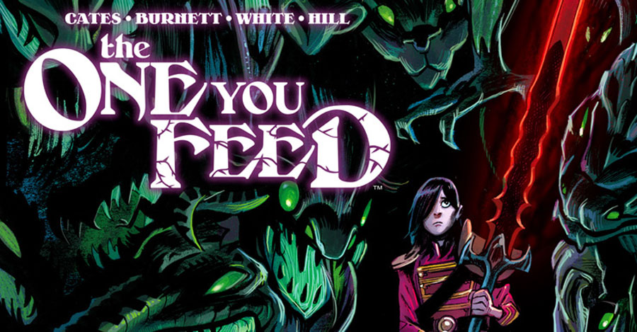'The One You Feed' by Cates + Burnett debuts at Panel Syndicate