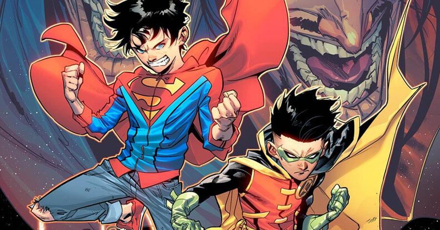 DC to publish 'Super Sons' digital title