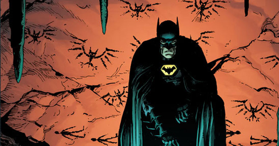 Third 'Batman: Earth One' graphic novel coming in June