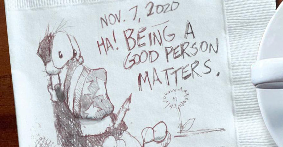 Sunday Comics | Cartoonists react to the election