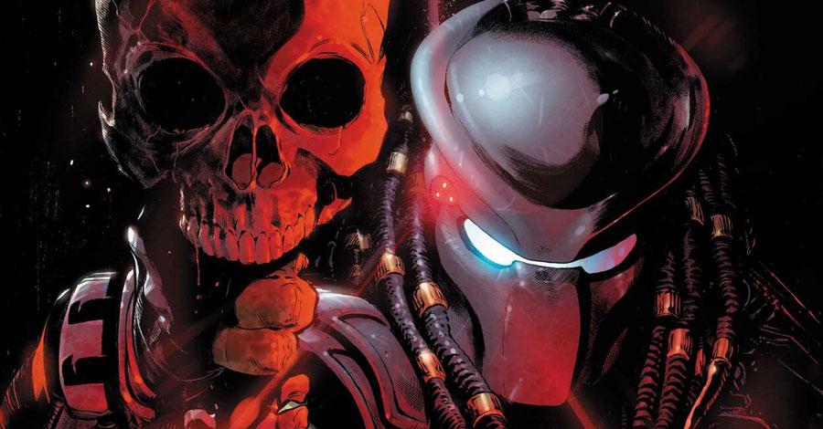Marvel announces 'Predator' omnibus