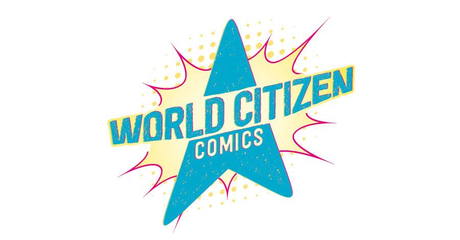 Smash Pages Q&A: First Second's Mark Siegel discusses World Citizen Comics