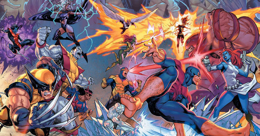 'X-Men Legends' will tell new stories from the team's past