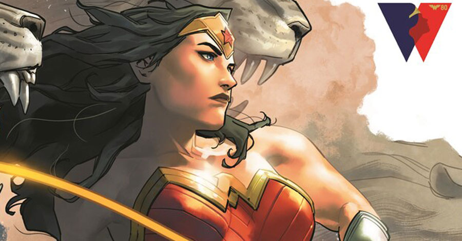 DC celebrates 80 years of Wonder Woman with new digital series
