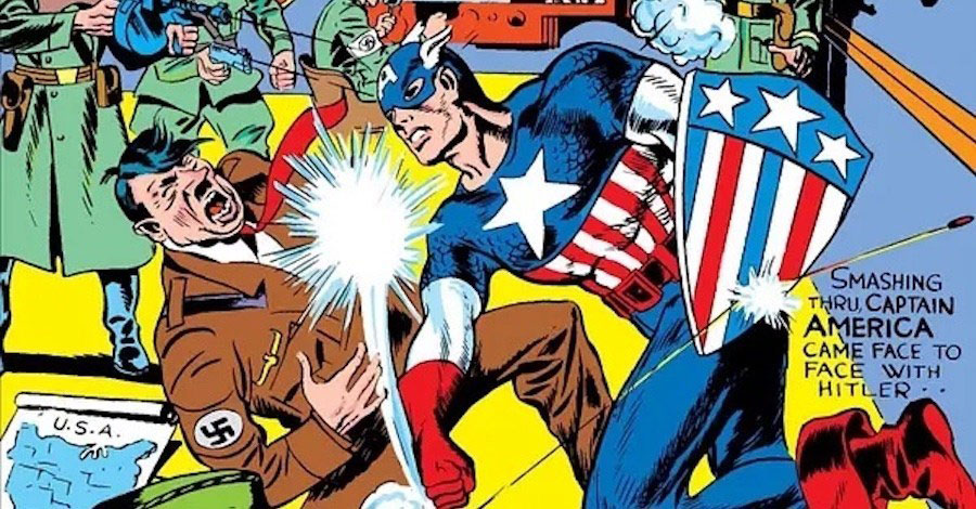 Comics Lowdown | Special Nazi-punching edition