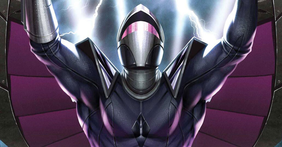 Marvel celebrates 30 years of Darkhawk this April