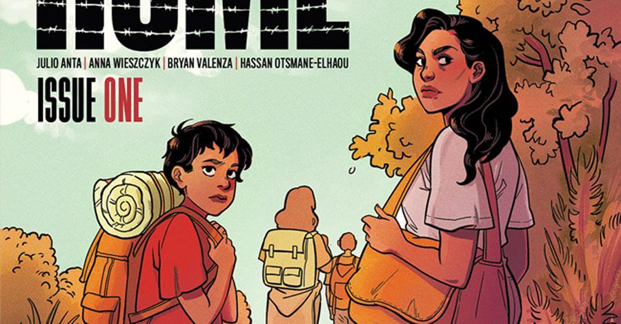 'Home' miniseries will follow an asylum seeker who develops superpowers