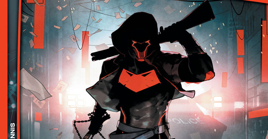 DC's Future State will continue with 'Future State: Gotham'
