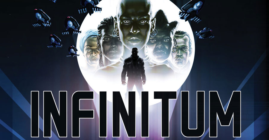 Smash Pages Q&A: Tim Fielder on 'Infinitum'