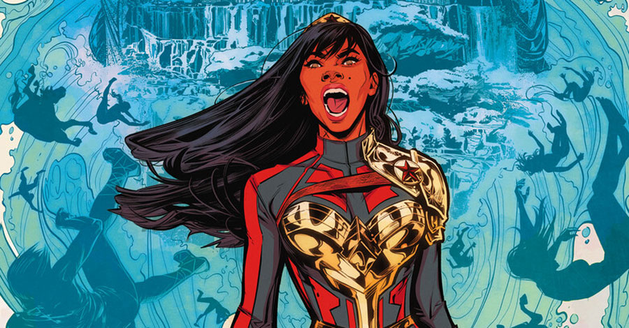Can't Wait for Comics | 'Wonder Girl' spins out of Future State into her own series