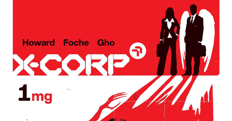 'X-Corp' to debut from Marvel in May