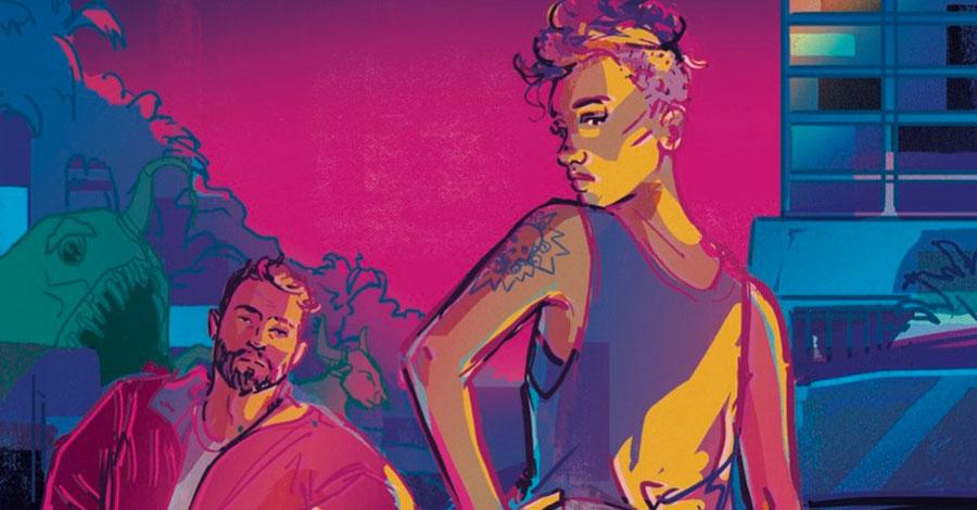 AHOY announces 'Black's Myth' by Palicki + Cavalcanti