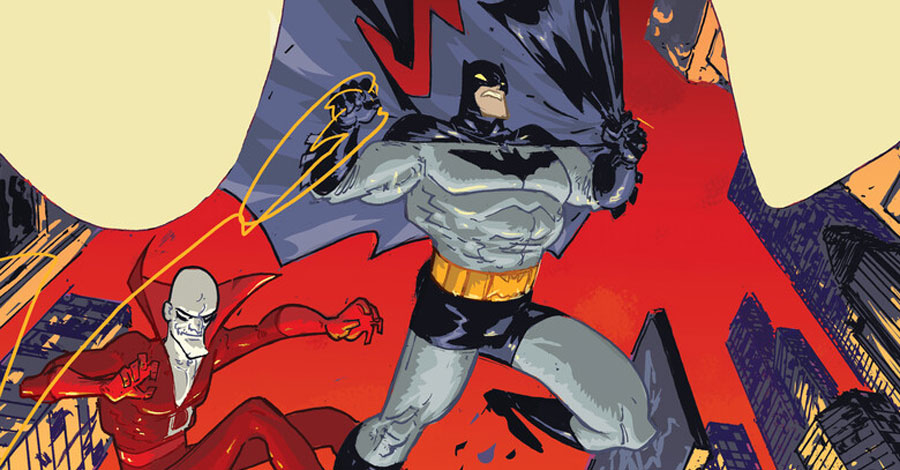 'Batman: The Adventures Continue Season II' brings in Court of Owls, Deadman