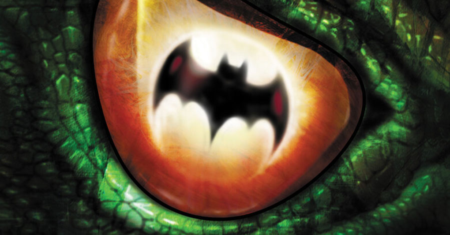 Ennis + Sharp team for new Batman Black Label miniseries