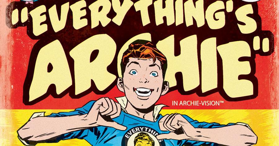 Van Lente + Parent team for Archie's 80th anniversary one-shot