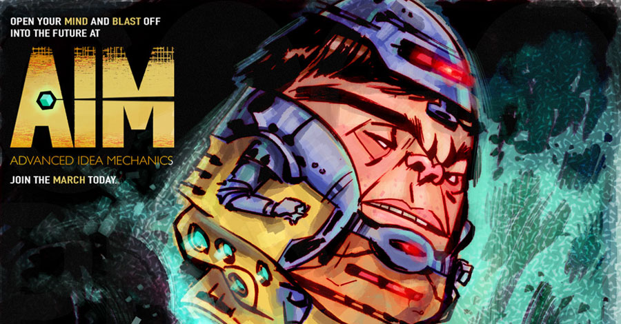 March winds bring more MODOK Madness