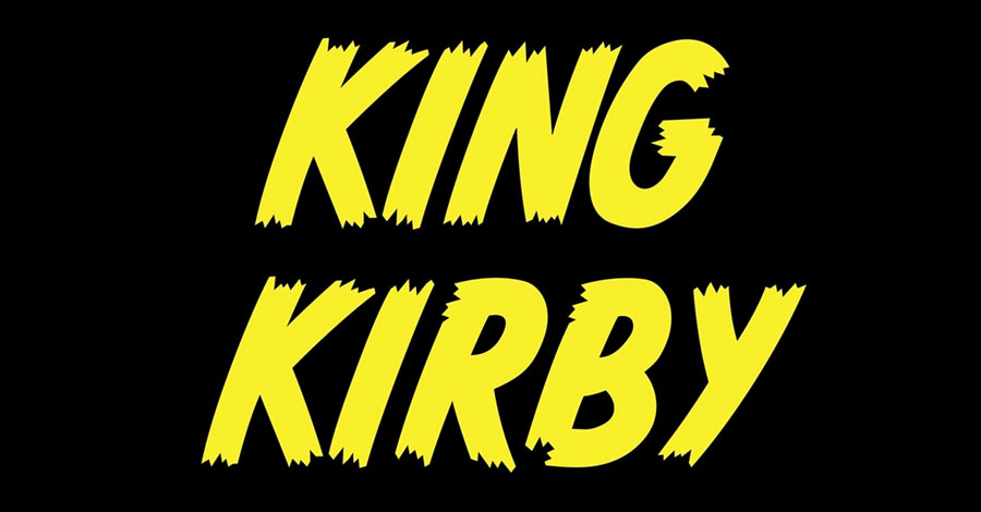 Smash Pages Q&A: Crystal Skillman and Fred Van Lente on 'King Kirby'