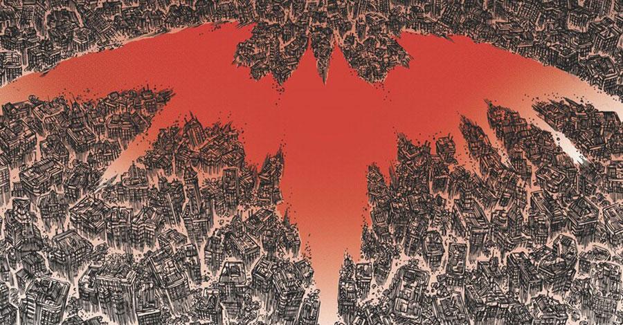 'Future State: Gotham' #1 will include a Katsuhiro Otomo Batman story
