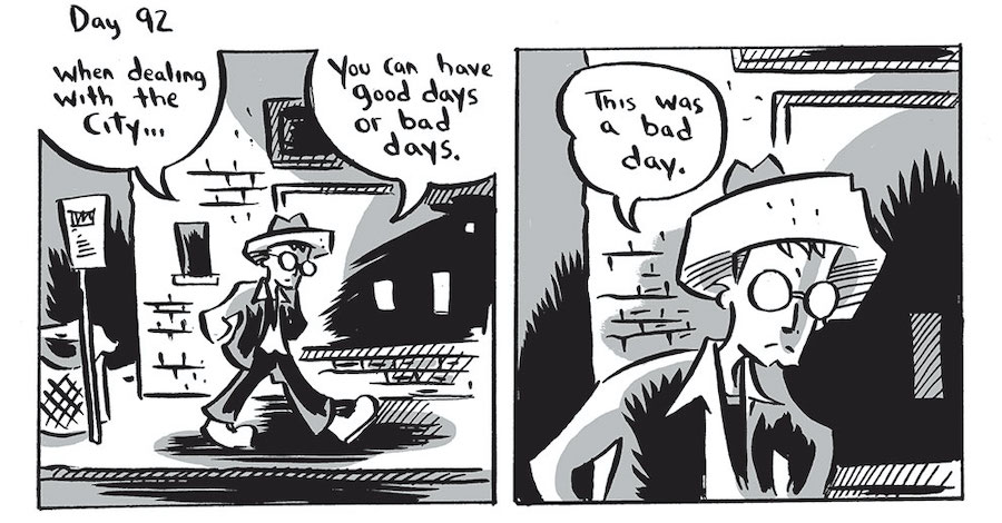 Comics Lowdown | Cartoonist Chronicles Attack