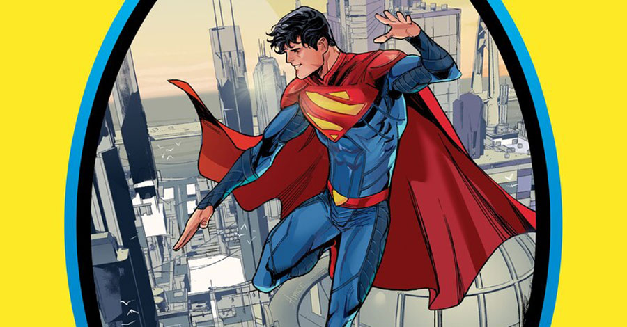 The Superman family of titles expands in July
