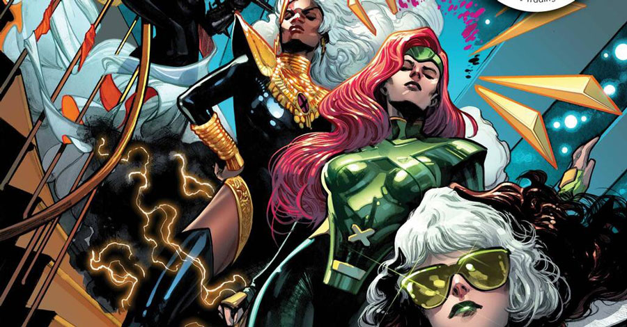 Marvel will launch three new X-Men titles following the 'Hellfire Gala'