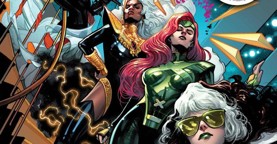 Marvel will launch three new X-Men titles following the 'Hellfire Gala'