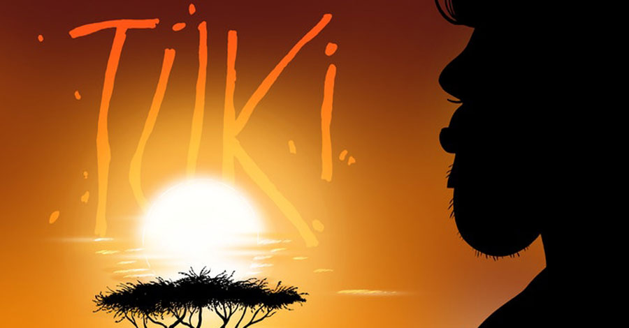 Jeff Smith returns with a crowdfunding campaign for 'Tuki: Fight for Fire'