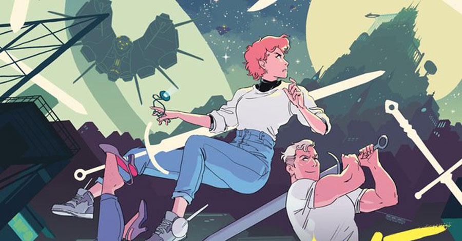 'Cosmoknights' webcomic returns June 4