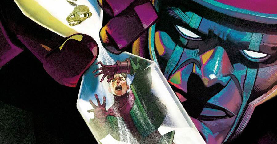 Kelly, Lanzing + Magno will provide the definitive origin of 'Kang the Conquerer'