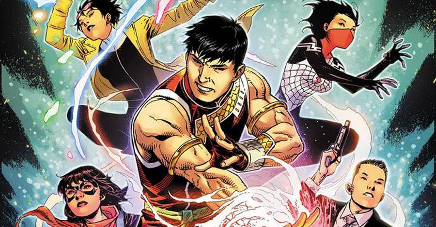 Marvel announces 'Marvel's Voices: Identity' featuring Asian creators