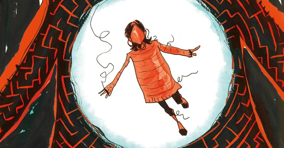 Lemire explores grief in 'Mazebook'