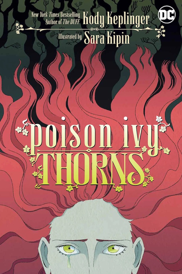 The cover of 'Poison Ivy: Thorns'